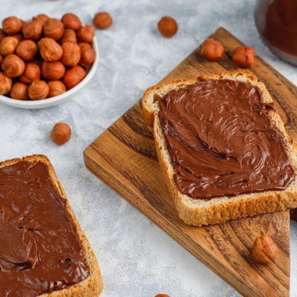 Crema Spalmabile Nocciole e Cacao Bio
