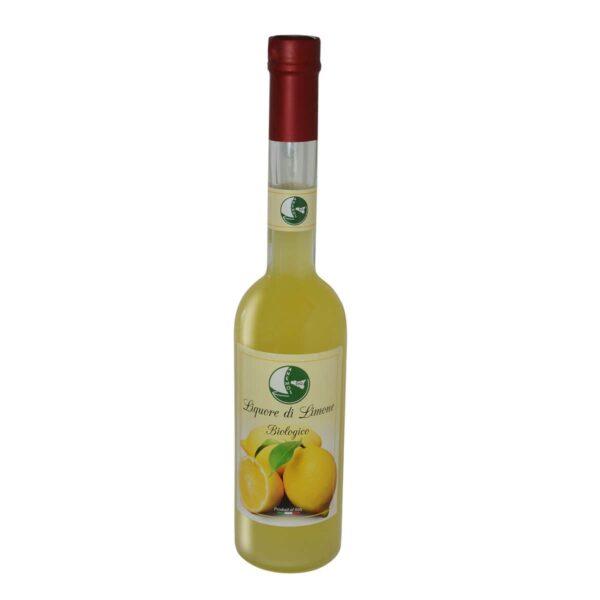 Organic Lemon Liqueur