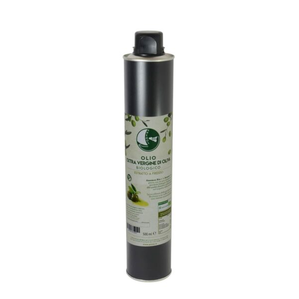 Olio Extravergine Biologico 500 ml