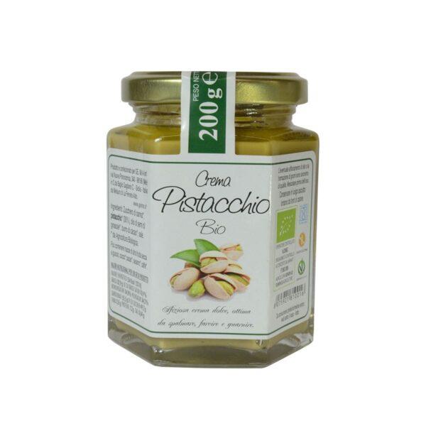 Organic Pistachio Cream Spread