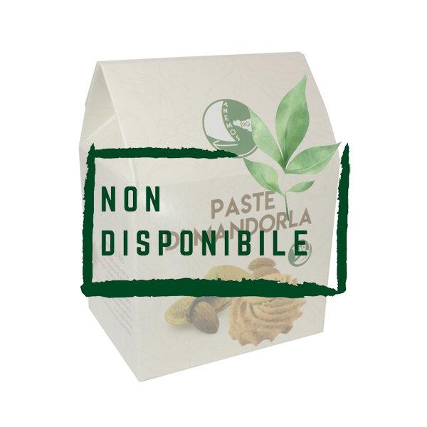 Paste di Mandorla Siciliane Bio non disponibile