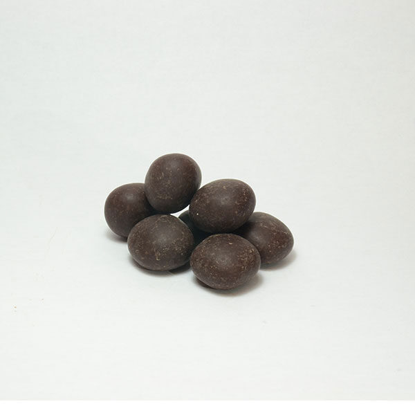Pepite di Arancia Candita Ricoperta di Cioccolato Bio
