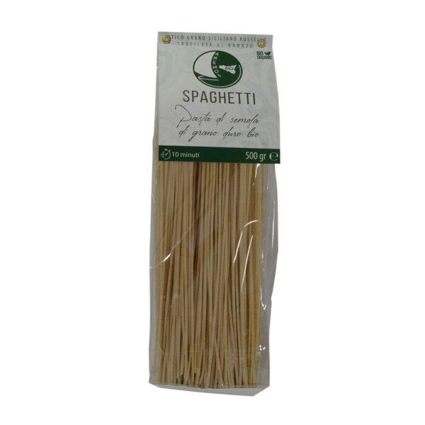 Spaghetti di Grano Duro Russello Bio Anemos Bio