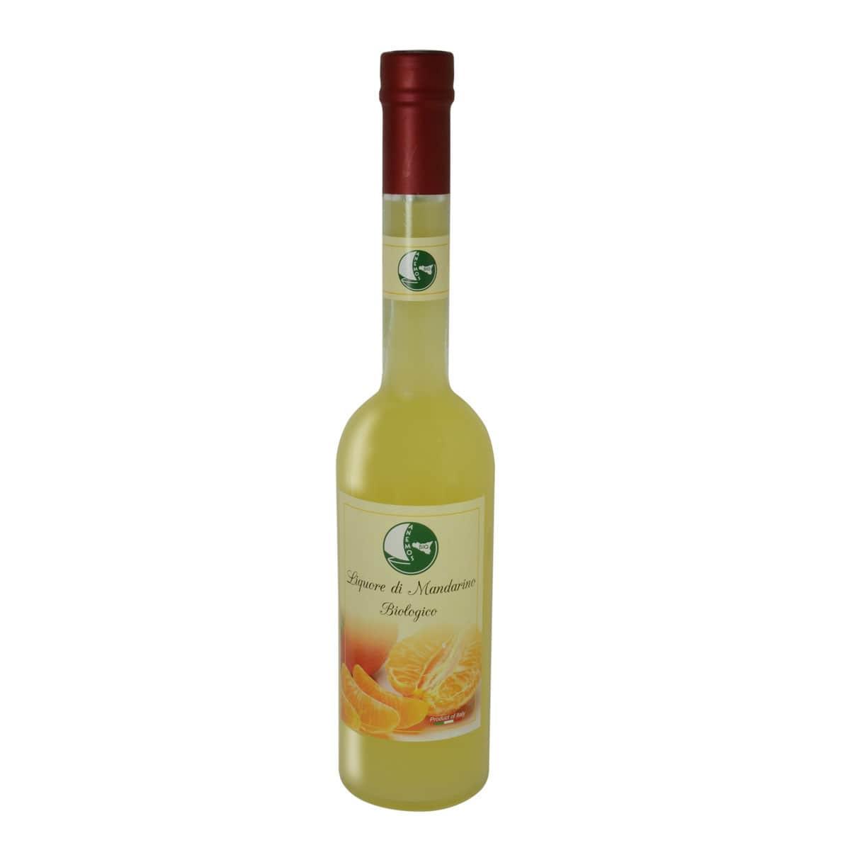 Organic Mandarin Liqueur