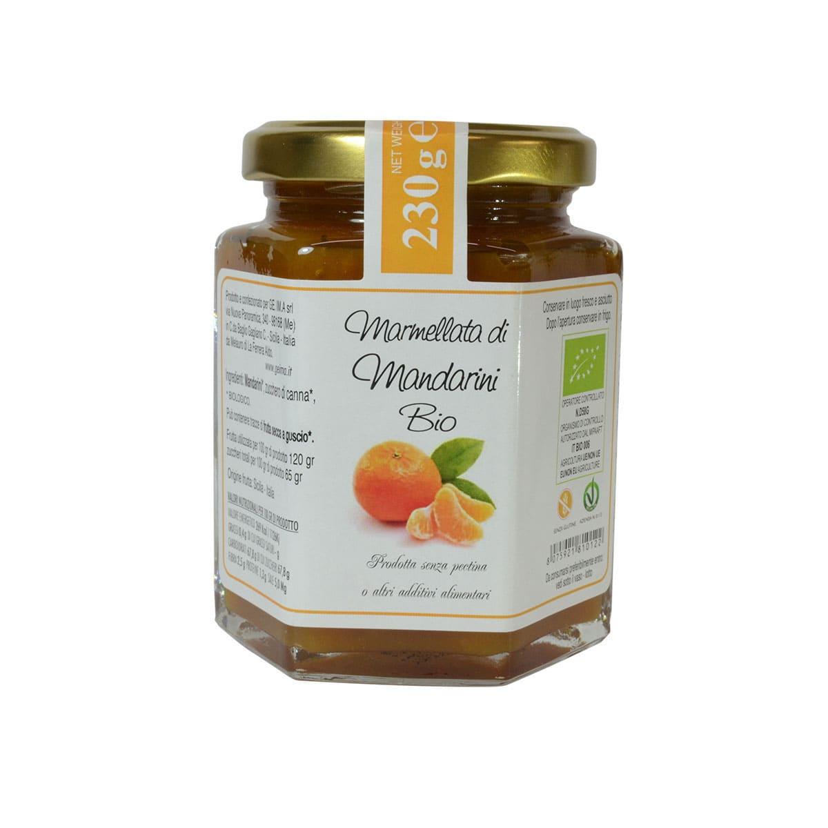 Organic Mandarin Marmalade