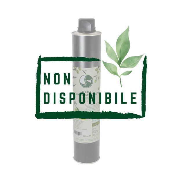Olio Extravergine Biologico 500 ml non disponibile