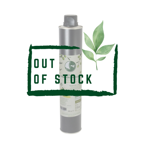Organic Extra Virgin Olive Oil 500 ml out of stock