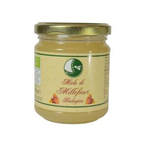 Organic Wildflower Honey