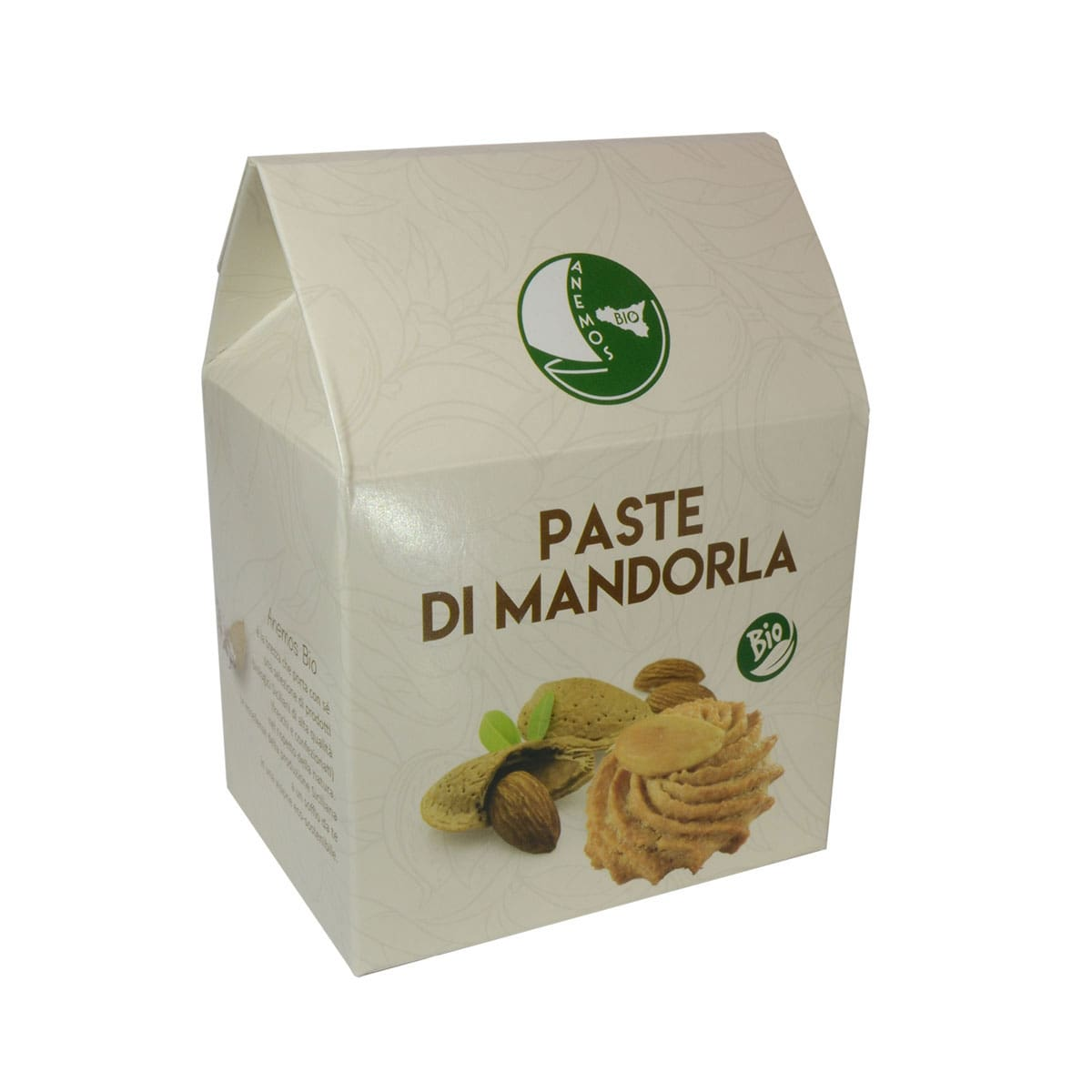 Paste di Mandorla Siciliane Bio