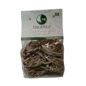 Organic Wholewheat Tagliatelle