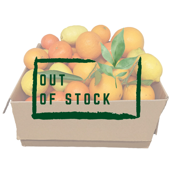Organic Citrus Fruit Mix out of stock