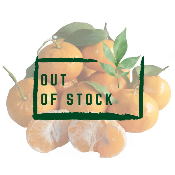 Organic Ciaculli Mandarins out of stock
