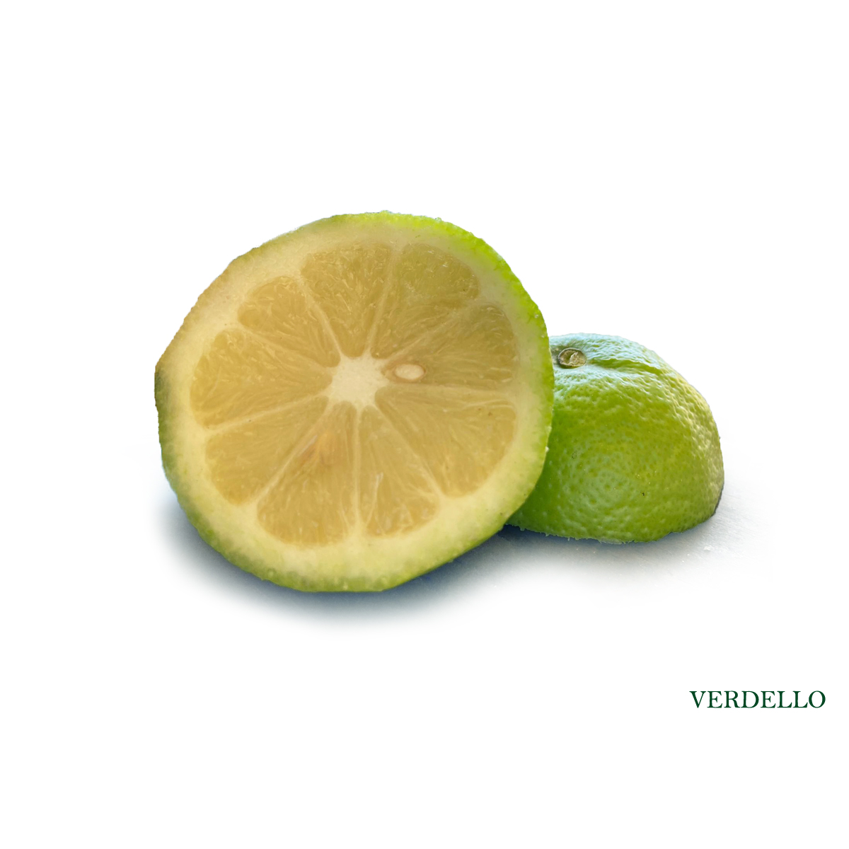 Limone verdello bio