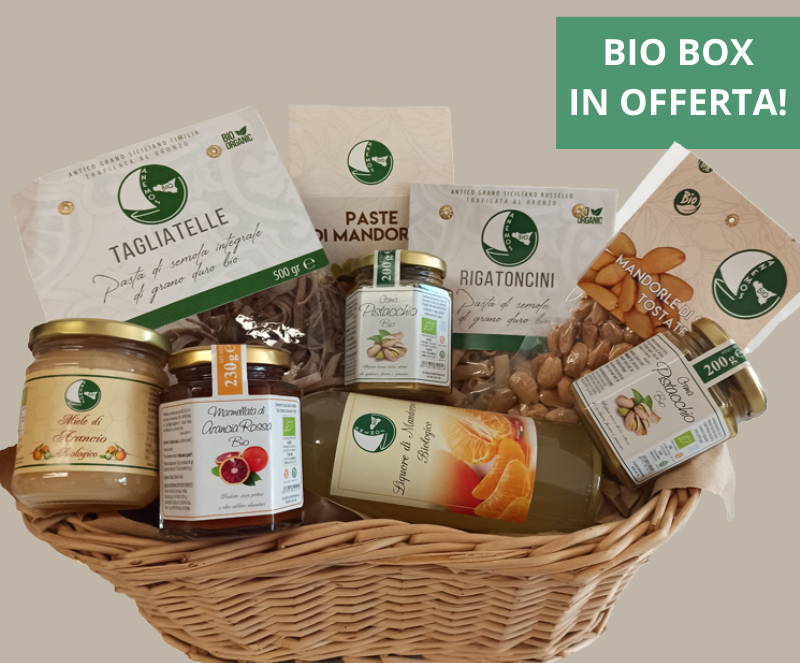 Bio box offerte
