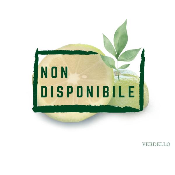 Limone verdello bio non disponibile